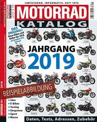 Motorrad-Katalog 2019