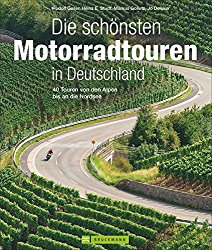 Die schönsten Motorradtouren in Deutschland